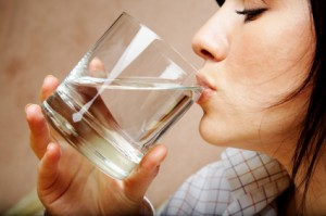 Woman-drinking-water-public1-300x199