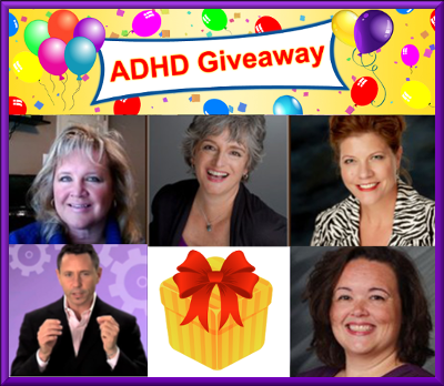 ADHD Giveaway